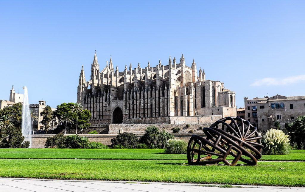 Mallorca kathedraal